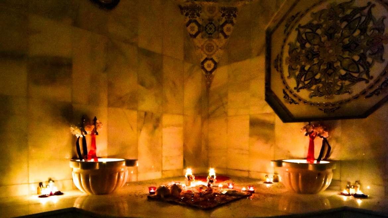 Hammam Room (Turkish Hammam)